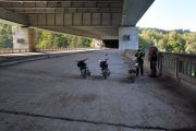 28. 9. 2014 - Most pod mostem